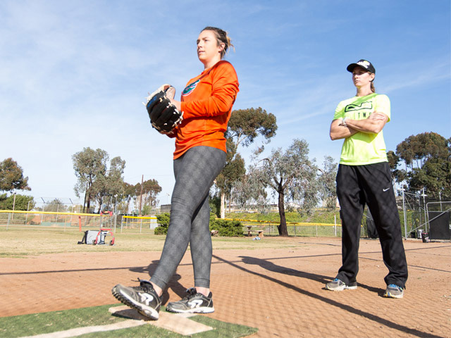 Softball Specific Performance Training